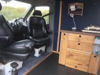 Mercedes sprinter home conversion, fully loaded and ready to go