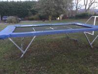 Super tramp trampoline