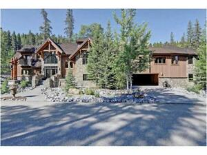 155 cairns LD Three Sisters, Canmore, Alberta