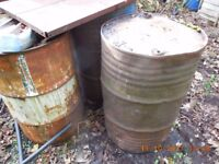 280 litres of engine gash oil for salamander, any offers.