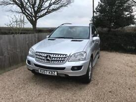Mercedes ML 320 low miles