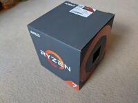 AMD Ryzen 7 1700 Eight Core CPU with cooler
