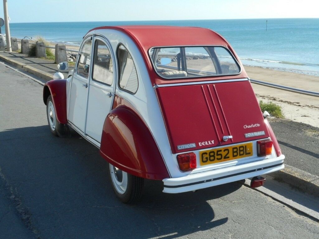 for sale our much loved citroen 2cv dolly in fishponds. Black Bedroom Furniture Sets. Home Design Ideas