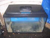 Glass fish tank for sale
