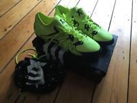 Adidas football boots x 15.1x