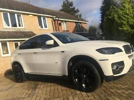 X6 3.0d 5 seat inc £4K private plate & £5k extras