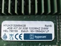 brand new ddr3 memory 50x