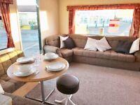 3 Bedroom Holiday Home FOR SALE. Static Caravan sited in Norfolk nr Wells, Beach 200m, Indoor Pool