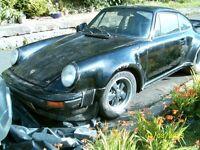 Porsche 911 1975 RHD