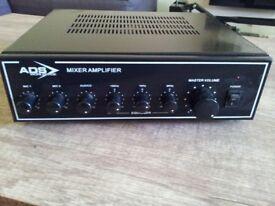 ADS 30 Mixer Amplifier