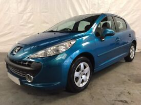 2008 Peugeot 207 1.4 m:play Hatchback 5dr *** Long MOT ***