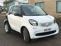 Smart Fortwo Passion 16 plate
