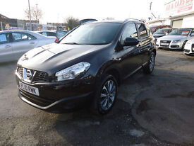 2010 NISSAN QASHQAI 1.5 DCI TEKNA ONLY 65K MILEAGE 12 M MOT AND 3 M NATIONWIDE WARRANTY