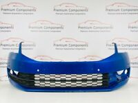 SKODA OCTAVIA FACE LIFT MK3 GENUINE FRONT BUMPER WITH GRILL 2016-2019 [PC267]