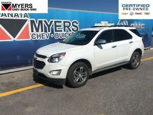2016 Chevrolet Equinox RARE LTZ MODEL, HEATED LEATHER, POWER LIF