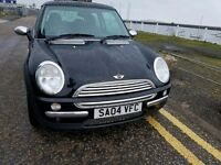Mini cooper 67000miles mot 1year