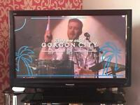 Panasonic viera 42 inch TV & stand