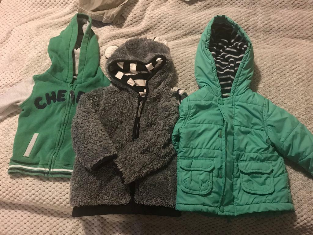 faf24f543 Baby boy jackets and hoodie