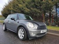 JUNE 2010 MINI COOPER GRAPHITE EDITION 1.6 16v PETROL 6SPEED LOVELY 2OWNER EXAMPLE MOT AUGUST 2018 !
