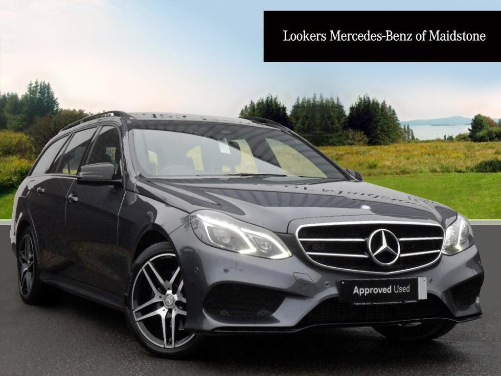 mercedes benz e class e220 bluetec amg night edition premium grey 2015 09 17 in maidstone. Black Bedroom Furniture Sets. Home Design Ideas