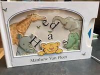 'Heads' tabs and textures book for toddlers Simon & Schuster