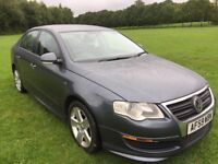 2009 Volkswagen Passat r line 110 bhp cheap tax