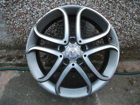 "Mercedes Benz A/B-Class 17"" Inch Alloy Wheel/Rim. Ideal Spare. *Genuine*"