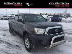 2013 Toyota Tacoma LOW KM Great condition!