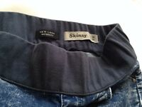 Maternity Skinny Jeans Size 8 New Look