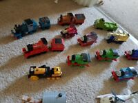Thomas the Tank Engine Take and Play Train Bundle