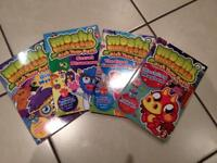 Moshi NEW Monster pick your path book box set