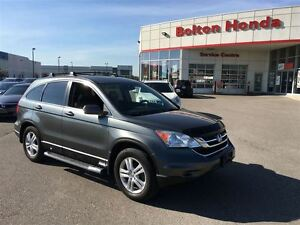 2010 Honda CR-V EX-L Leather and Running Boards