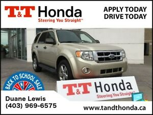 2012 Ford Escape XLT*One Owner, Heated Seats, Leather,