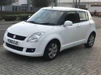 Suzuki swift 1.5 sz4 5dr ONE OWNER FROM NEW