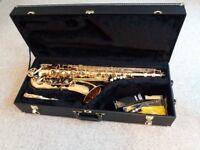 "Buffet Crampon ""Evette"" Tenor Saxophone"