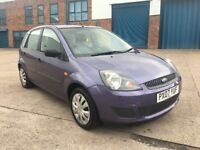FORD FIESTA 1.4 Petrol, 5 door, 12 MONTHS MOT, RARE COLOUR AND IN EXCLELLENT CONDITION
