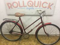 Elswick Safeway retro hybrid bike