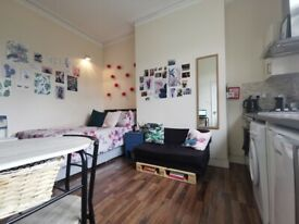Modern studio flat on lovely residential road Heathfield Park