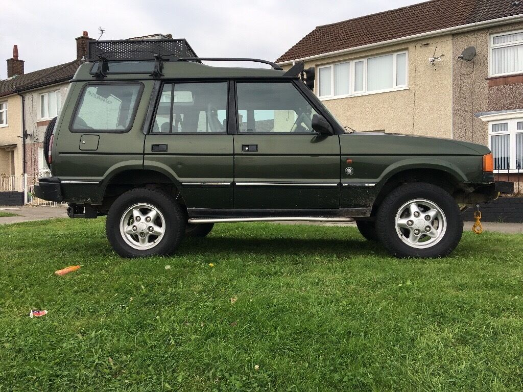 1999 Landrover Discovery Tdi Safari Edition In Liverpool