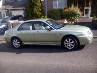 Rover 75 Connoisseur 1796cc