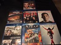 7 Blu Rays for £10