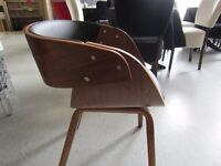 set of 6 chairs french design