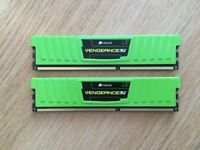 Corsair 8GB (2x4GB) Vengeance LP DDR3 DRAM 2133MHz