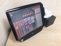 ★ Touchscreen Epos Pos Till for Retail or Restaurant, Takeaway, Nightclub, Bar / Pub, Cafe, Hotel