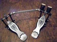 Natal Double Bass Kick Pedal - as new