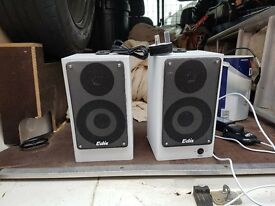 edis amp speakers