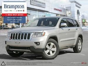 2011 Jeep Grand Cherokee Limited 4X4 Leather Sunroof