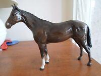 royal dalton ornaments £15 each - horse, foal, border collie
