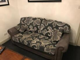 3 Seater & 2 Seater Sofa - As New