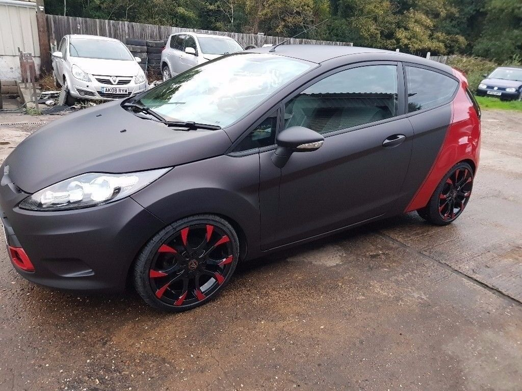 2011 ford fiesta 1 2 petrol tuning good condition long. Black Bedroom Furniture Sets. Home Design Ideas
